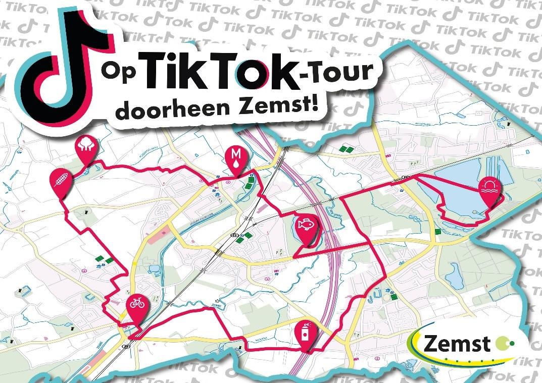 TikTok-tour